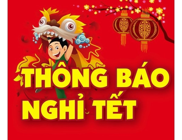 LỊCH NGHỈ TẾT CỦA BESTSALE