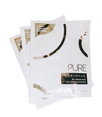 Mặt nạ Pure mask GHB